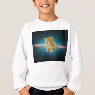 Cat lost in space tshirts