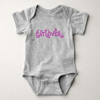 Cat Lover Baby Romper Baby Bodysuit