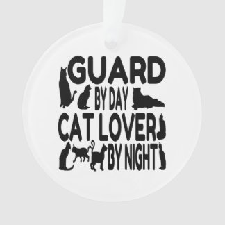 Cat Lover Guard
