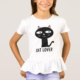 CAT LOVER Kids t-shirts, Girls T-Shirt