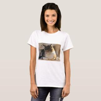 Cat Lover Version Cartoon (050) T-Shirt