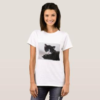 Cat Lover Version Cartoon (057) T-Shirt