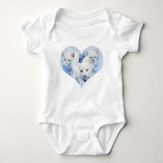Cat lovers baby bodysuit