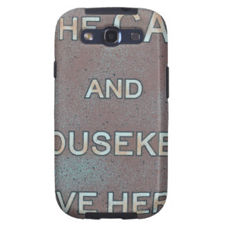 Cat Lovers Galaxy SIII Covers