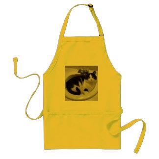 Cat lovers delight standard apron