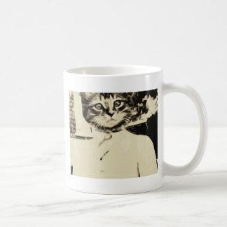 Cat Man Do Mugs