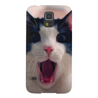 Cat meme - cat funny - funny cat memes - memes cat galaxy s5 cover