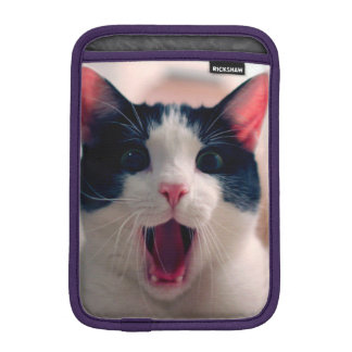 Cat meme - cat funny - funny cat memes - memes cat iPad mini sleeve