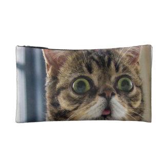 Cat Mini Clutch Makeup Bag