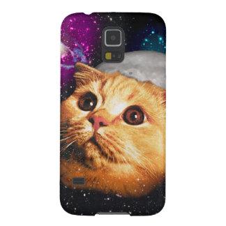 cat moon ,cat and moon ,catmoon ,moon cat galaxy s5 case