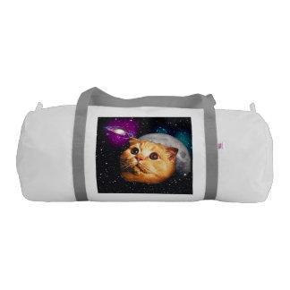 cat moon ,cat and moon ,catmoon ,moon cat gym bag