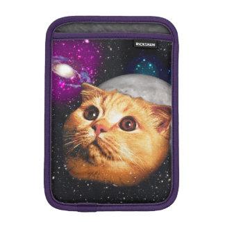 cat moon ,cat and moon ,catmoon ,moon cat iPad mini sleeve