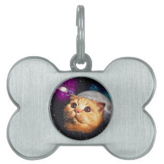 cat moon ,cat and moon ,catmoon ,moon cat pet tag