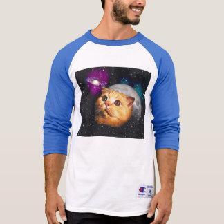 cat moon ,cat and moon ,catmoon ,moon cat T-Shirt