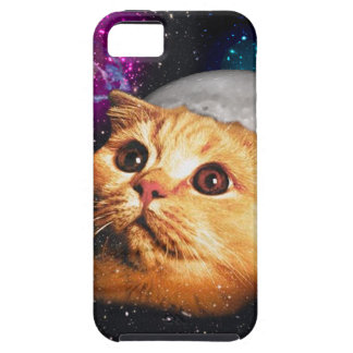 cat moon ,cat and moon ,catmoon ,moon cat tough iPhone 5 case