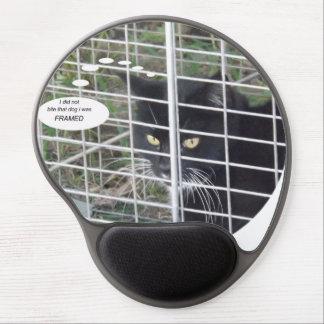 cat mouse pad gel mouse pad