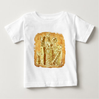 cat mummies baby T-Shirt