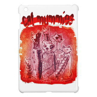 cat mummies case for the iPad mini