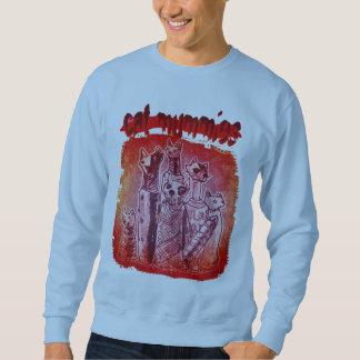 cat mummies sweatshirt