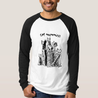 cat mummies T-Shirt