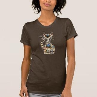 cat mummy t-shirts