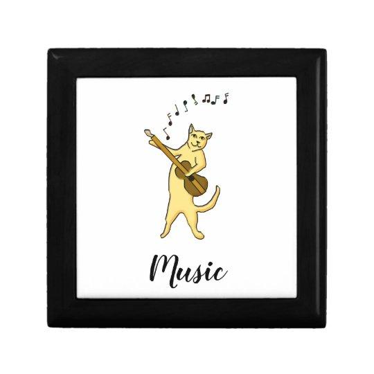 Cat Music Gift Box