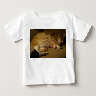 Cat Nap Baby T-Shirt