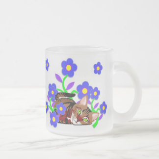 Cat Nap Coffee Mugs