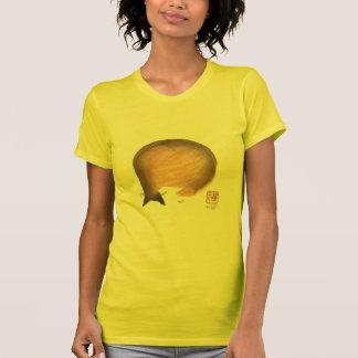 Cat Nap, Sumi-e T-Shirt
