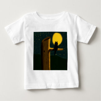 Cat night baby T-Shirt