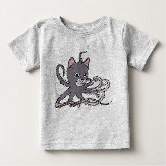 Cat Octopus Baby T-Shirt