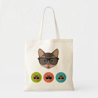 Cat of Glasses