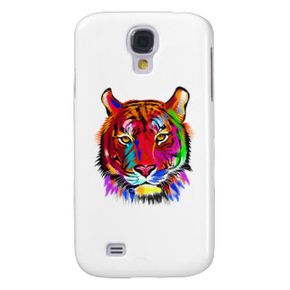 Cat of many colors samsung galaxy s4 cover