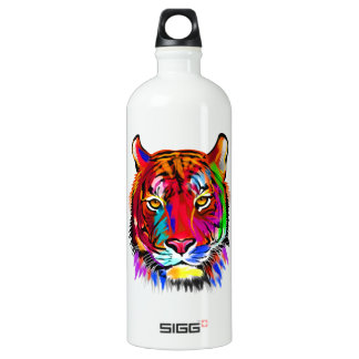 Cat of many colors SIGG traveller 1.0L water bottle