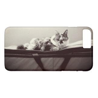 Cat on Bag iPhone 8 Plus/7 Plus Case