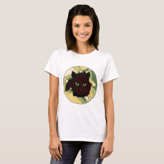 Cat on grass T-Shirt