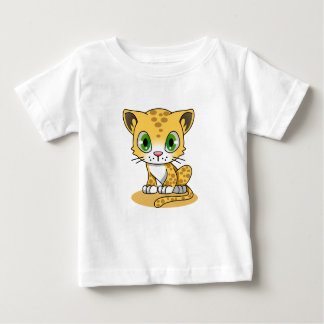 Cat on Kid's T Shirt