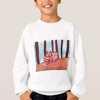Cat on the Fence Sweatshirt