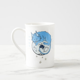 Cat on the Moon Mug