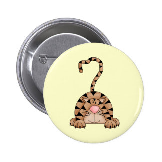 Cat On The Prey Buttons