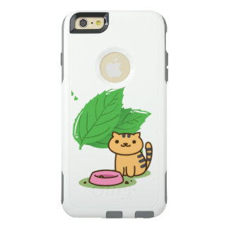 Cat OtterBox iPhone 6/6s Plus Case