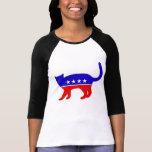 Cat Party raglan T-Shirt