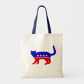Cat Party tote Budget Tote Bag