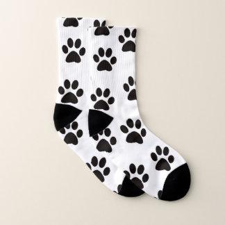 Cat Paw Print Socks 1