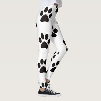 Cat Paw Prints Leggings