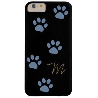 cat paws personalized barely there iPhone 6 plus case