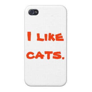 Cat phone case iPhone 4 cases