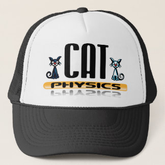 Cat Physics Hat
