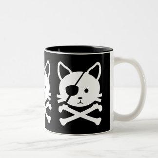 Cat Pirate Mug