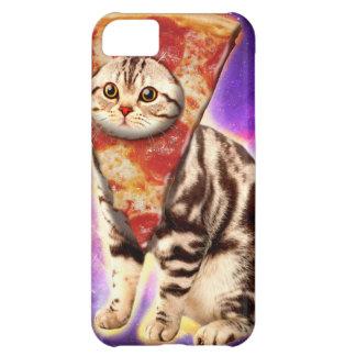 Cat pizza - cat space - cat memes iPhone 5C case